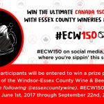 Let's Celebrate Canada 150 together! – #ECW150