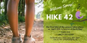 Hike 42 @ North 42 Degrees Estate Winery | Essex | Ontario | Canada