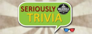 Seriously Trivia - Walkerville @ Walkerville Brewery | Windsor | Ontario | Canada