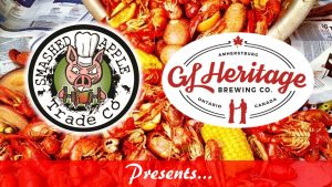 Crawfish BOIL! @ GL Heritage Brewing Company