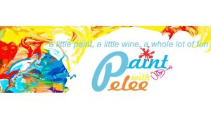Paint with Pelee @ Pelee Island Winery | Kingsville | Ontario | Canada